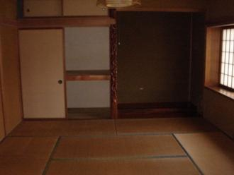 【和室】友道K貸家