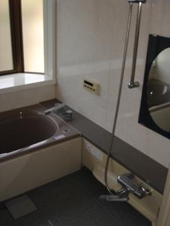 【浴室】友道K貸家