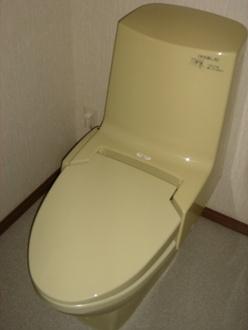 【トイレ】友道K貸家