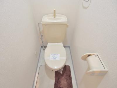 【トイレ】レジデンシア中筋