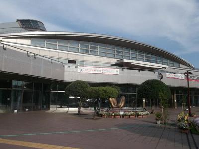 町田市立総合体育館まで634m