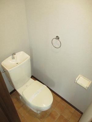 ☆個室トイレ完備☆