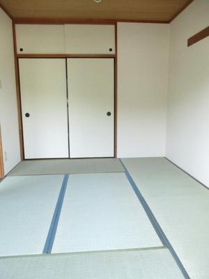 【和室】サンライズパーク河井C棟