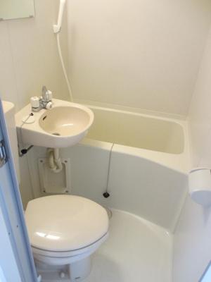 【浴室】プリンセスコート赤堤