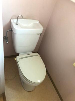 【トイレ】【中古戸建】明和中学校区・54284