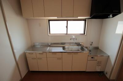 【キッチン】沖野マンション