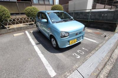 【駐車場】沖野マンション