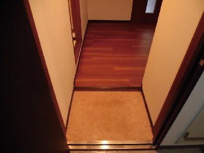 【玄関】アイアール六角