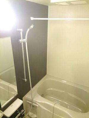 【浴室】グランツレジデンス
