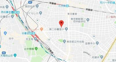 【地図】FelicitaⅡ(フェリシタツー)