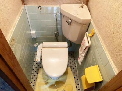 コンパクトトイレです。