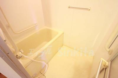 【浴室】ラフィーネ南豊中