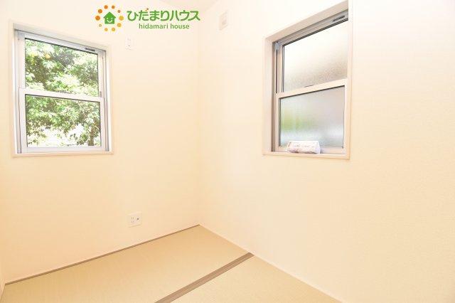 【和室】北区奈良町 新築一戸建て リーブルガーデン 01