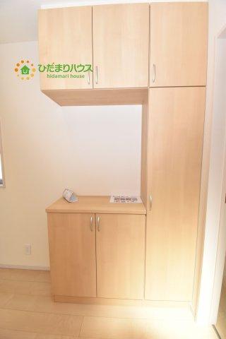 【収納】北区奈良町 新築一戸建て リーブルガーデン 01