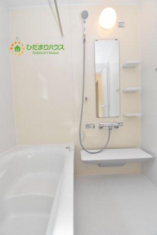 【浴室】北区奈良町 新築一戸建て リーブルガーデン 01