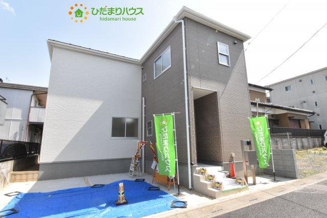 【外観】北区奈良町 新築一戸建て リーブルガーデン 01