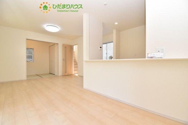 【居間・リビング】北区奈良町 新築一戸建て リーブルガーデン 01