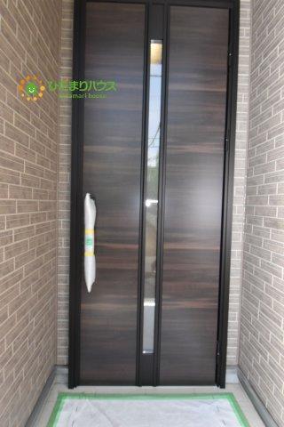 【玄関】北区奈良町 新築一戸建て リーブルガーデン 01