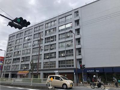 【外観】高倉第二コーポ