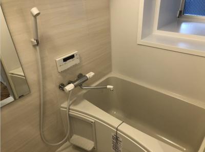 【浴室】高倉第二コーポ