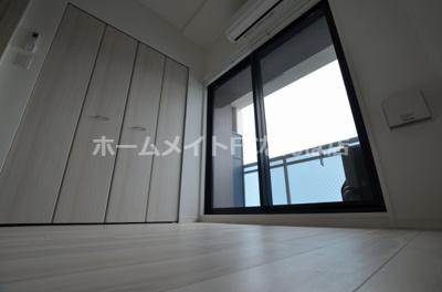 【寝室】S-RESIDENCE日本橋Qualier