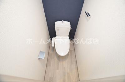 【トイレ】S-RESIDENCE日本橋Qualier