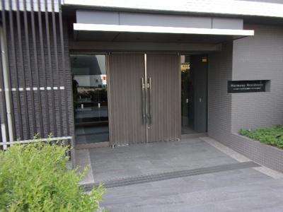 【エントランス】ハーモニーレジデンス東京イーストコア#004