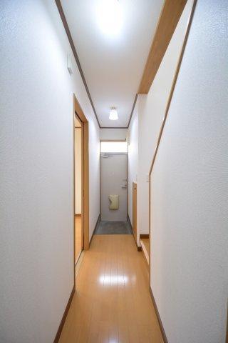 2階広い収納スペース
