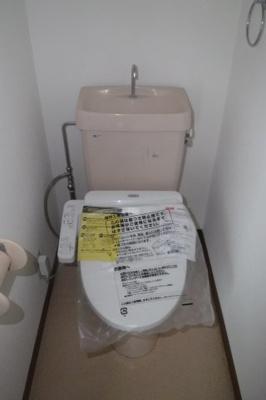 【トイレ】キャッスルコースト