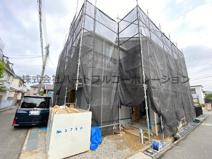 神戸市垂水区星陵台5丁目 新築戸建2号地 仲介手数料無料!の画像