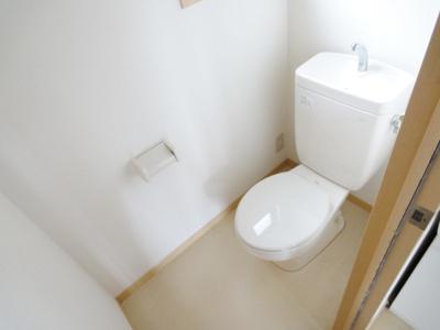 【トイレ】クレールドミA棟