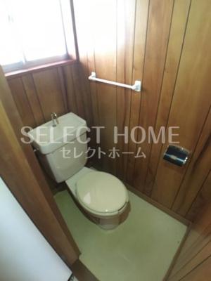 【トイレ】やよいハイツ