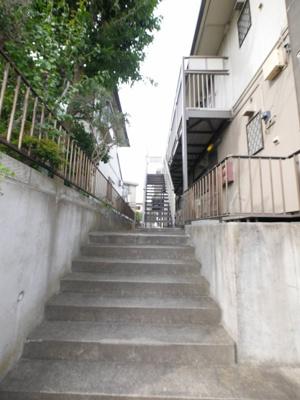 【エントランス】シティハイムAIZAWA D