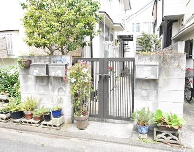【エントランス】春和ハウス