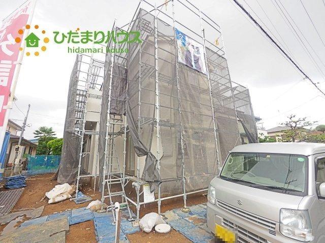 【完成予想図】阿見町中央5丁目4期 新築戸建