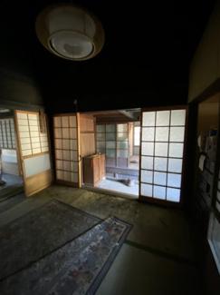 【内装】中古戸建(与謝野町指定有形文化財)