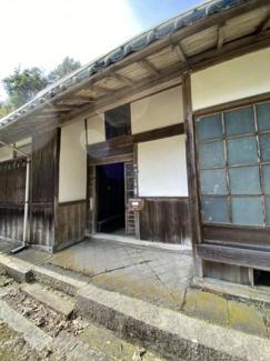 【外観】中古戸建(与謝野町指定有形文化財)