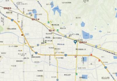 【地図】fuful鷹子