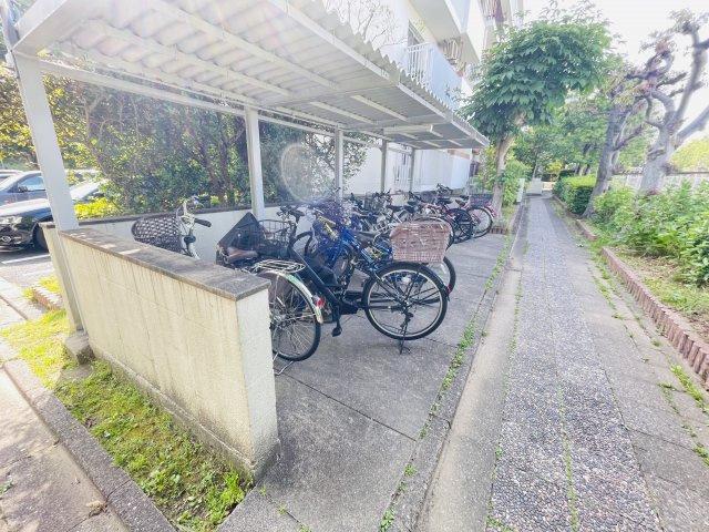 【駐輪場】パークハイツ平尾山荘 29棟