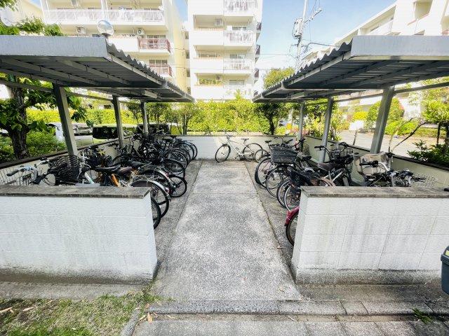 【駐車場】パークハイツ平尾山荘 29棟