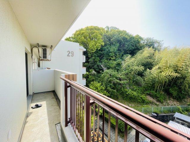【展望】パークハイツ平尾山荘 29棟