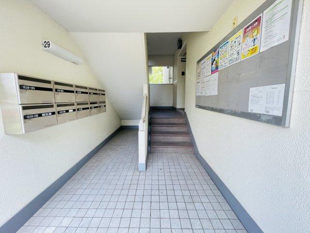 【和室】パークハイツ平尾山荘 29棟
