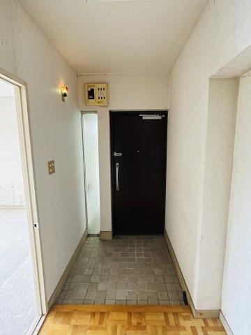 【玄関】パークハイツ平尾山荘 29棟