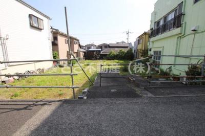 【外観】日吉町売地