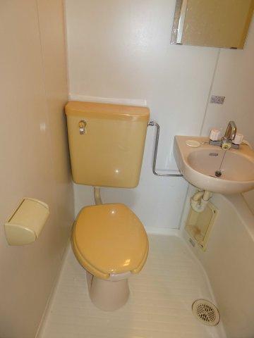 【トイレ】グリーンヒル御殿山