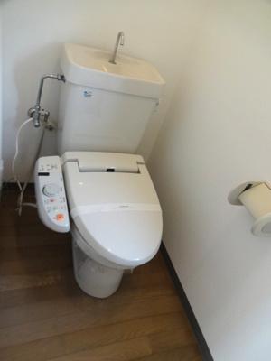 【トイレ】テラスハウス佐鳴台