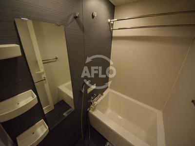 レジュールアッシュ難波リュクス 大型バスルーム
