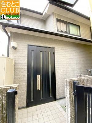 【外観】神戸市垂水区霞ヶ丘 中古戸建