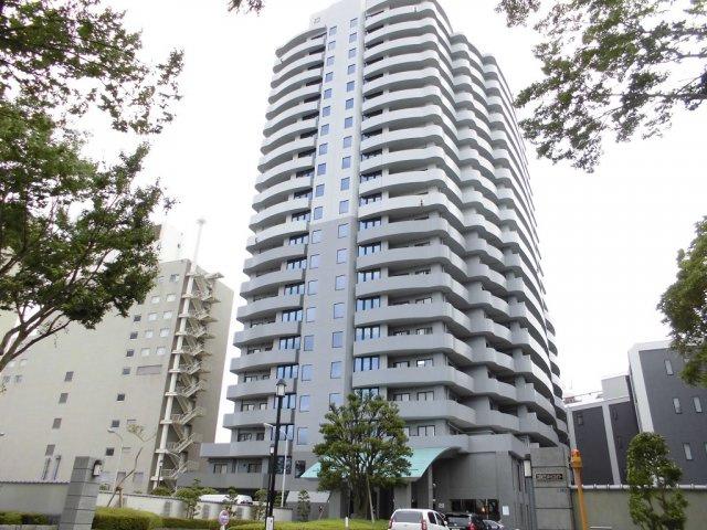 【外観】三の丸グランキャッスルタワー