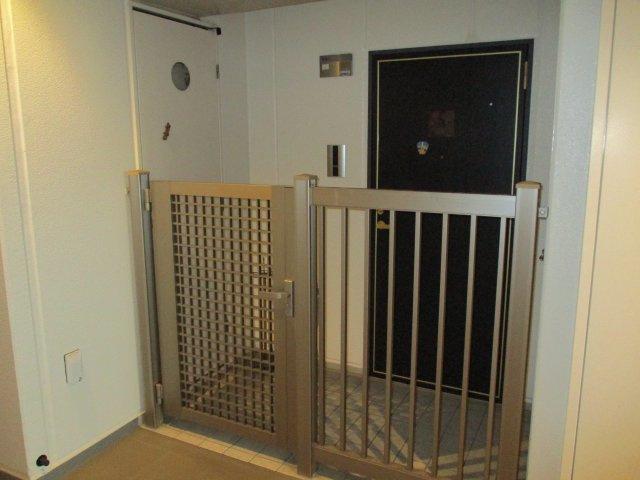 【玄関】三の丸グランキャッスルタワー